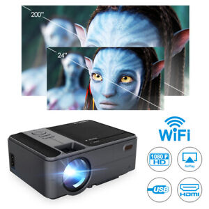 Beamer-Video-Projektor-Full-HD-1080P-LED-LCD-Heimkino-Beamer-3000-1-3200-LUMENS
