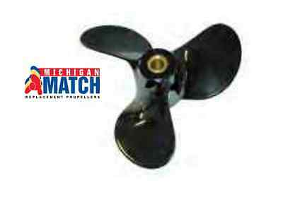 Michigan Match 012030 9 1/4 x 12 Evinrude Johnson 14 - 28HP   3 Blade Propeller