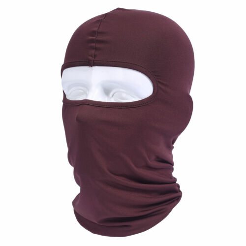 Details about  /1//3//5//10pcs Balaclava Face Cover UV Protection Windproof Sun Hood for Men Women