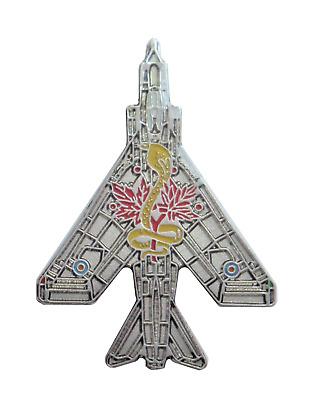 303 Signals Unit RAF 25mm Pin Badge