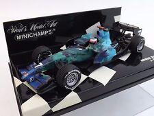 1:43 Minichamps 2007 Honda RA107 J. Button 400070007