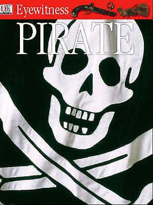 """""""AS NEW"""" Pirate (Eyewitness Guides), Platt, Richard, Book"""