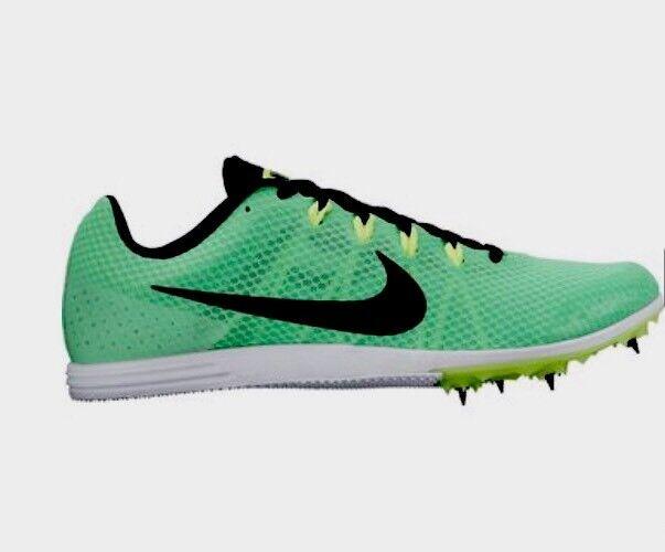 Nike Zoom rival pista D 9 hombres Spikes pista rival 806556 303 verde cómodo casual salvaje acaba7