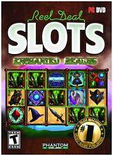 Reel Deal Slots: Enchanted Realms (PC, 2012)