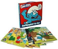 Smurfiness to Go!: A Smurfin' Big Adventure, Meet Smurfette!, Lazy-ExLibrary