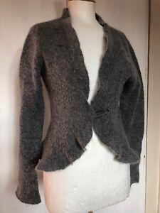 Kew-Jigsaw-Large-Grey-Long-Sleeve-Wool-Mohair-Blend-Ruffle-Waterfall-Cardigan