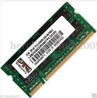 4GB 2x2GB DDR2 667MHz PC2-5300 SODIMM Memory RAM 200pins Non-ECC For Laptop PC