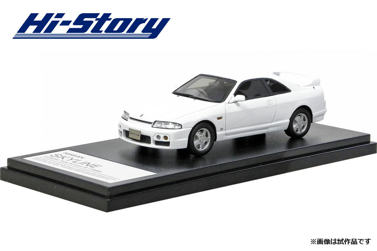 1 43 Hi-Story Nissan Skyline GTS25t Tipo M SPEC 2 1996 HS200WH