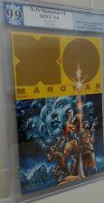 X-O Manowar #1 PGX 9.9 MINT  Super RARE Gold Variant -  LaRosa ~ Matt Kindt