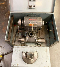 Dumore 5 021 Tool Post Lathe Grinder 12 Hp Machinist With Box Amp Accessories