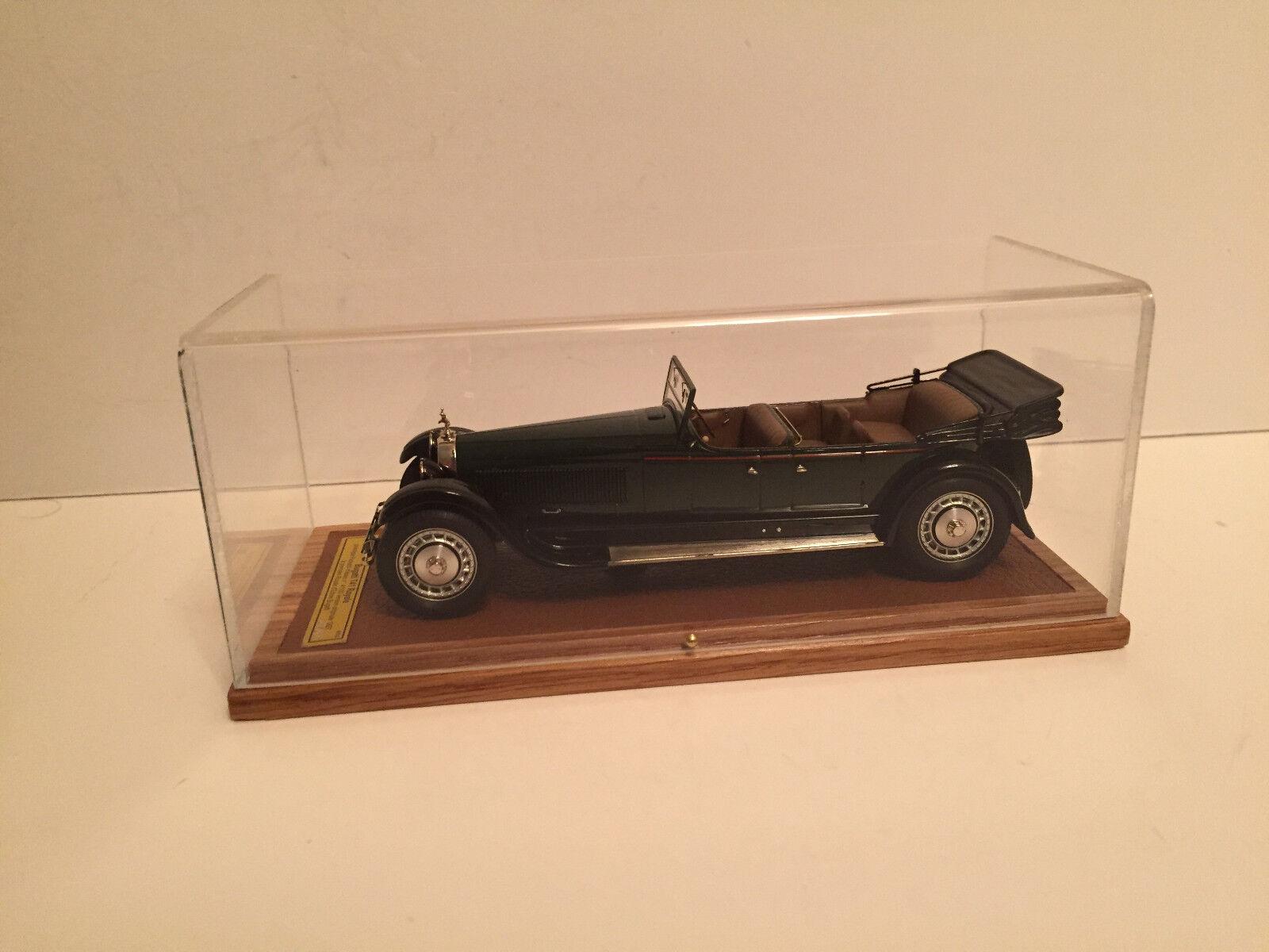 hasta 42% de descuento T41 1927 de EMC Bugatti Bugatti Bugatti Royale prototipo Packard chasis Originale abierto  Las ventas en línea ahorran un 70%.