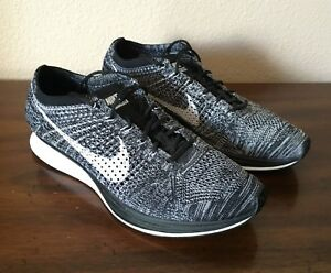 the best attitude db512 d6d65 Image is loading Nike-Flyknit-Racer-Oreo-2-0-Size-11-