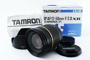 Near-Mint-Tamron-SP-AF-17-50mm-f-2-8-LD-Di-II-XR-IF-A16-for-Sony-A-Japan-944