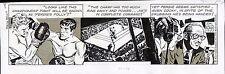JOHN CULLEN MURPHY 1970 BIG BEN BOLT ORIGINAL COMIC ART NEWSPAPER DAILY STRIP