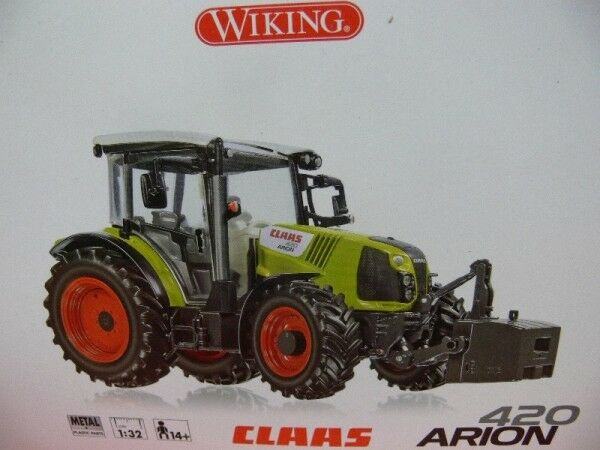 1 32 Wiking Claas Arion 420 0778 11