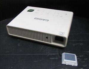 Casio XJ-M131 Lamp Free Laser LED Hybrid 2000 Lumens HDMI 6472 Hours Projector