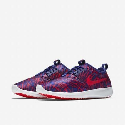 NIKE Juvenate Print W Schuhe Damen Sneaker Blau 749552 401 Gr. 42,5 NEU | eBay