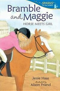 Bramble-and-Maggie-Horse-Meets-Girl-Candlewick-Sparks-Quality-Haas-Jessie