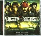 Pirates of The Caribbean 4 on Stranger Tides Various Artists Audio CD