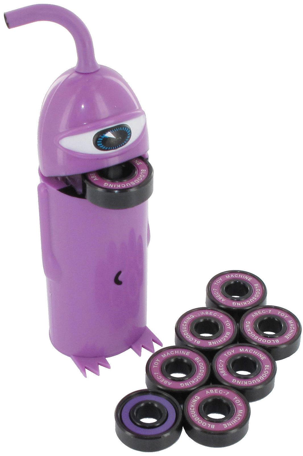 Toy Machine Abec Abec Machine 7 Skateboard Roulements b74003
