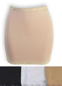Lingerie-sculptante-sous-jupe-fond-de-robe-effet-gainant-et-galbant-M-L-XL