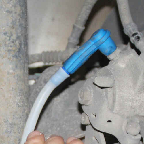 Brake System Fluid Connector Oil Drained Quick Exchange Tool