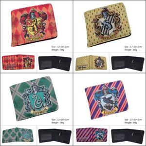 Gryffindor-Harry-Potter-Hufflepuff-Men-Wallet-Women-Coin-Purse-pocket-Handbag