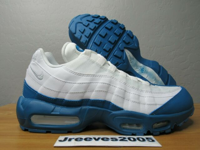 Masaccio Tender edificio  Size 11 - Nike Air Max 95 Essential Green Abyss for sale online | eBay