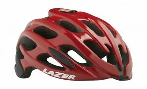 New-Lazer-Men-039-s-Blade-Plus-Cycling-Helmet-Size-Large-Red-Black