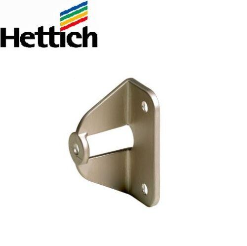 Hettich Poignée Adaptateur pour coulissantes //faltschiebetüren 0115366 nickelée mat 20 mm