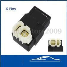 6 Pins Racing CDI Box For GY6 50cc 125cc 150cc 139QMB Moped Scooter ATV QUAD