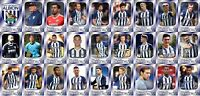 West Bromwich Albion Football Squad Trading Cards 2017-18
