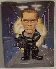 TERMINATOR : TERMINATOR T-800 DEFORMED VERSION MODEL KIT MADE BY AMAQUEST