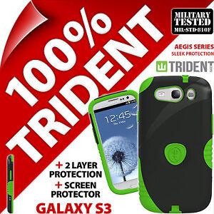 Neuf-Trident-egide-Protection-Robuste-Coque-Rigide-pour-Samsung-i9300-Galaxy-S3