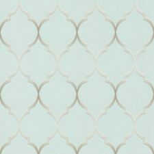 Decoupage Papier Peint Geometrique Oeuf De Canard Argent Metallise