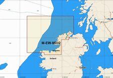 - map L72 NT Max C M-EW-M032 área local benwee Head-culduff Bay Cuadro C-tarjeta