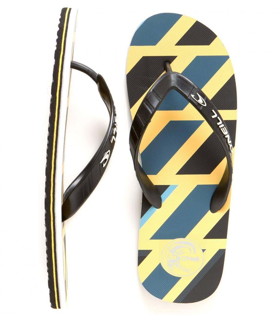 Gentlemen/Ladies O'Neill Profile Sandals (9) Yellow superior name Skilled manufacturing International big name superior 8f98ab