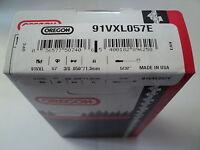 Chaine de tronconneuse Oregon 91VXL057E 3/8'', 1.3mm, 57 maillons, 40cm