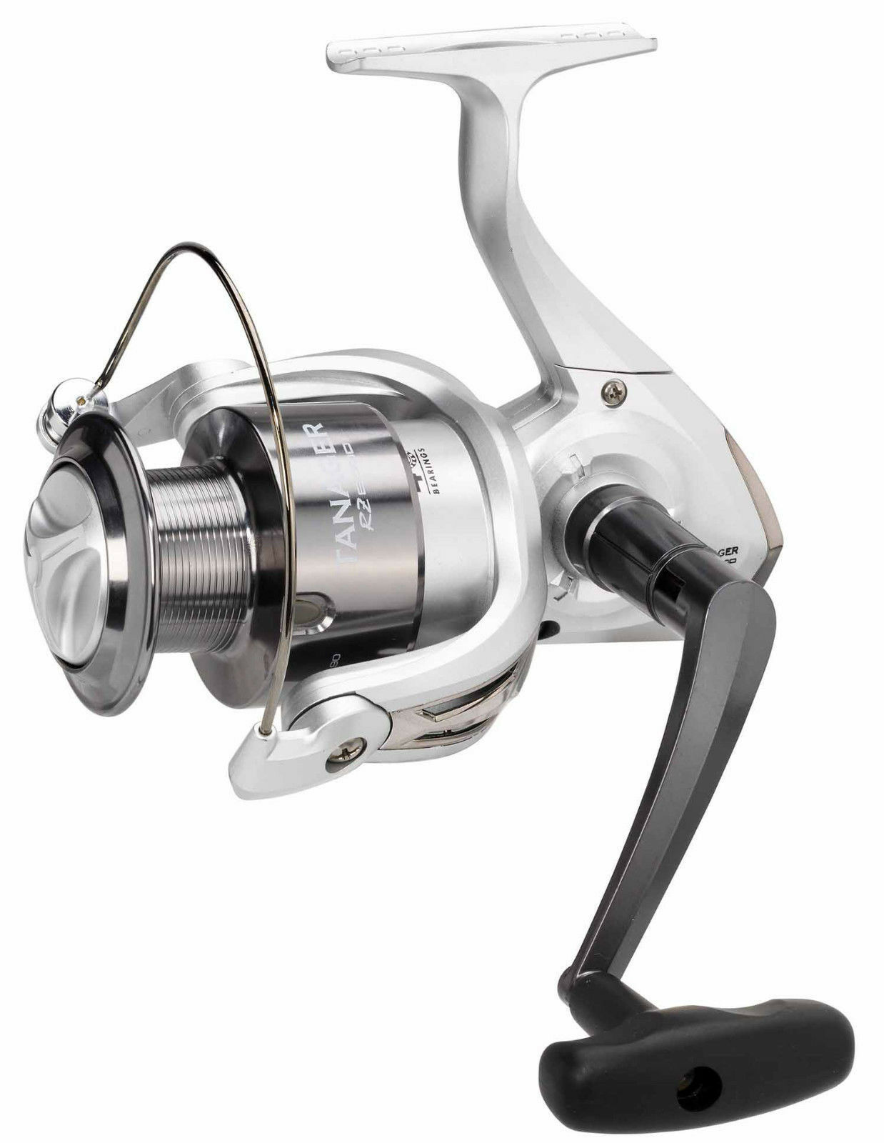 MITCHELL TANAGER RZ FD SPINNING MATCH FISHING REEL W  SPARE SPOOL 2 4 5 6000