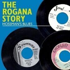 THE ROGANA STORY-HOSSMAN'S BLUES (SAM BAKER/ART GRAYSON/DOTTIE CLARK/+)  CD NEU