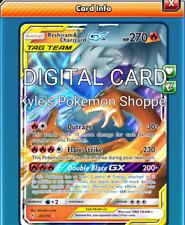 PTCGO Digital Card FA Lugia EX FULL ART 94//98 for Pokemon TCG Online Sent FAST