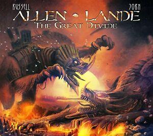 RUSSELL/LANDE,JORN ALLEN - THE GREAT DIVIDE (DIGIPAK)  CD NEUF