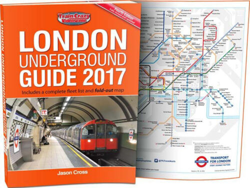 London Underground Guide 2017 Fourth Edition BOOK