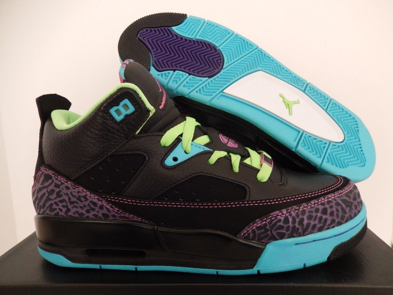 Nike Air Jordan Son Talla of Low Gs Negro Talla Son 5.5Y - Mujeres Talla 7 Bel Air c504b8