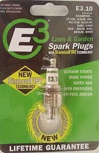 Details about E3 10 SPARK PLUG Quick Start Replaces: J17LM RJ17LM J19LM  RJ19LM J8C RJ8C 5861