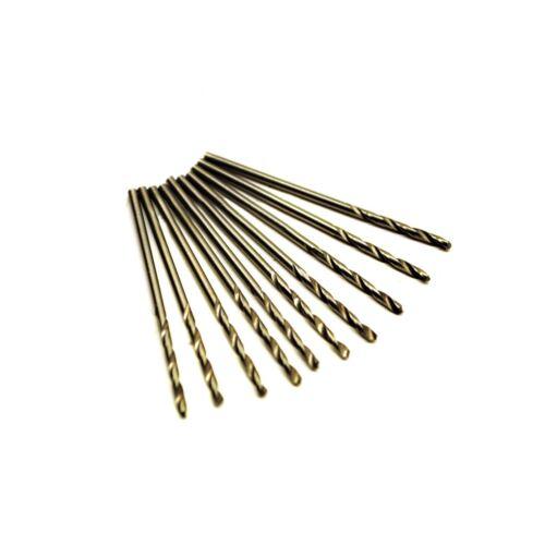 1.5mm HSS twist drills crafts  TE63 engineers drill set 10pc Micro drill