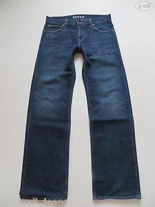 Levi-039-s-549-Low-Loose-Jeans-Hose-W-34-L-36-TOP-Vintage-Washed-Denim-bequem