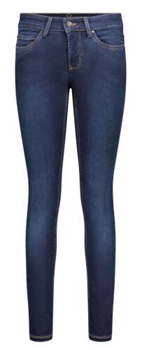 Mac Dream Skinny Dark Slavati Donna Jeans Stretch 5402-90-0355l-d826