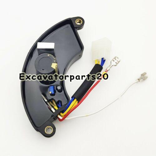 Details about  /AVR for Echo EG5500E ELIM ELM6800T Generator Voltage Regulator