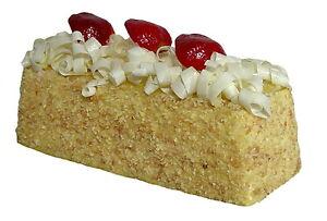 Attrappe Torte Kastenform Kunstliche Torte Kuchen Dekoration